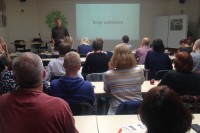 Education session 'Basics for fundraisers'